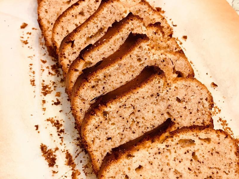 伯爵奶茶磅蛋糕(無奶油)