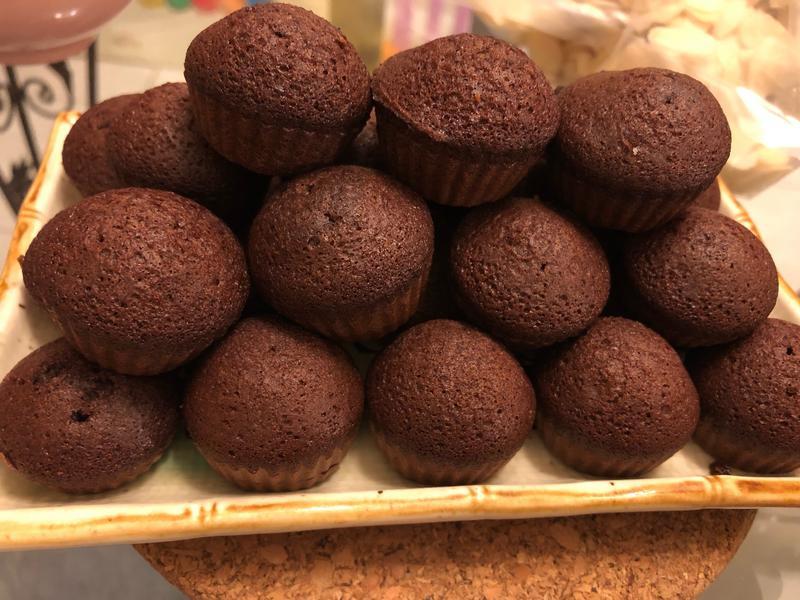 小V之巧克力杯子蛋糕