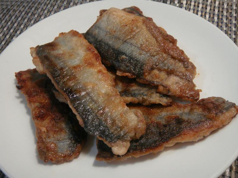 無刺秋刀魚