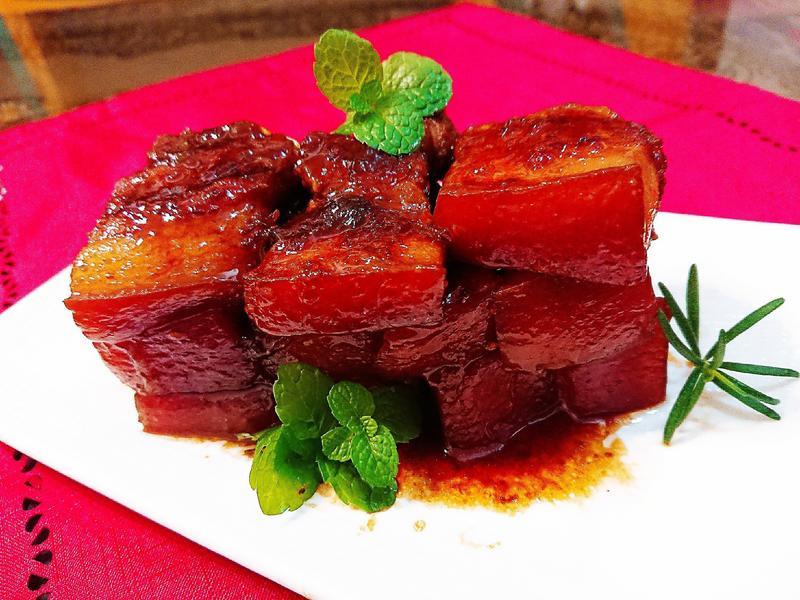 外婆的紅燒肉