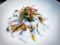 白灼花枝/墨魚~五分鐘超快速汆燙年菜