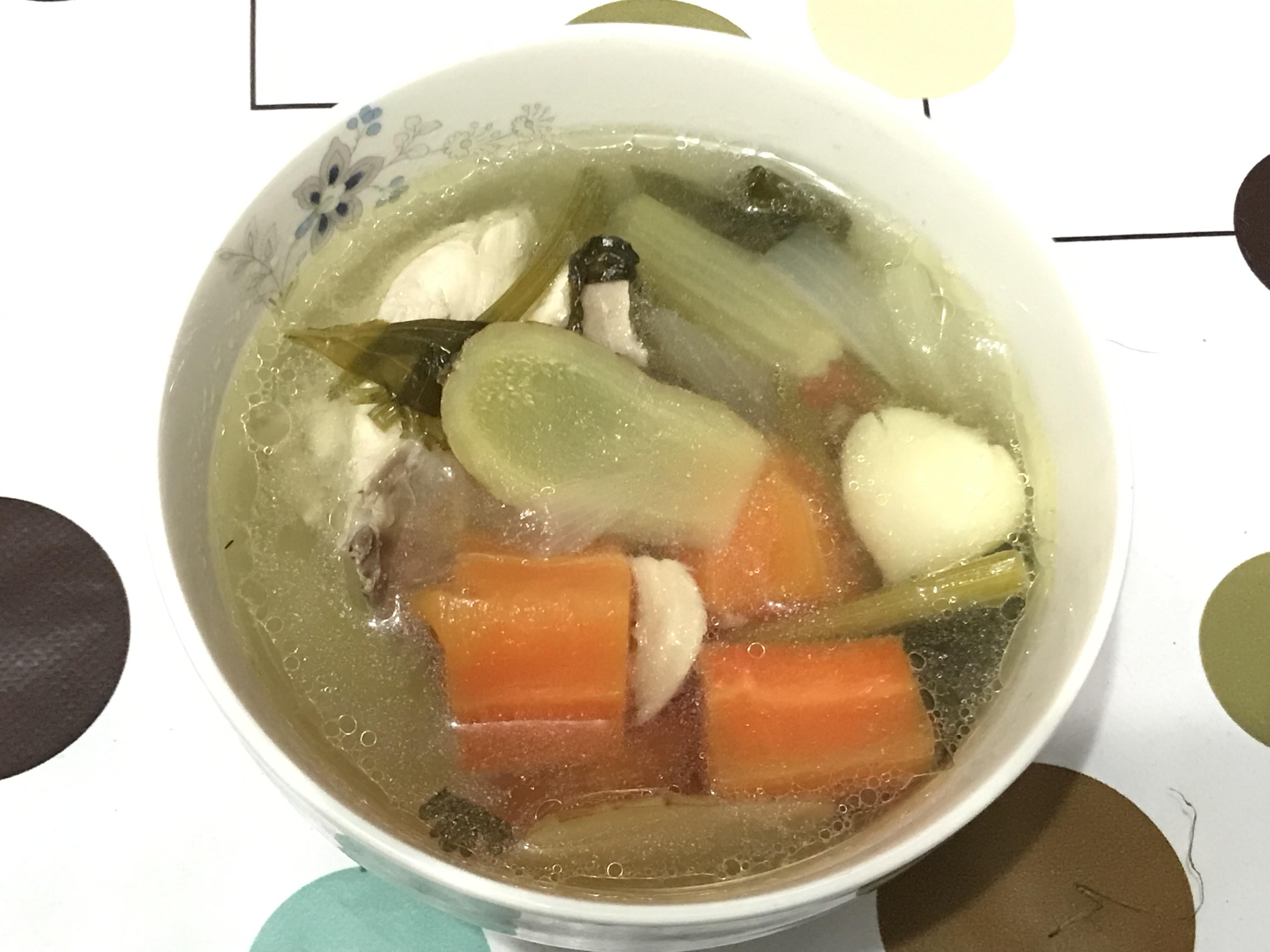 抗感冒雞湯(保溫罐)