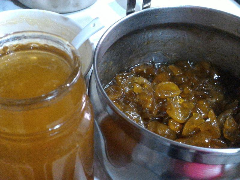 蜜金棗&金棗果醬