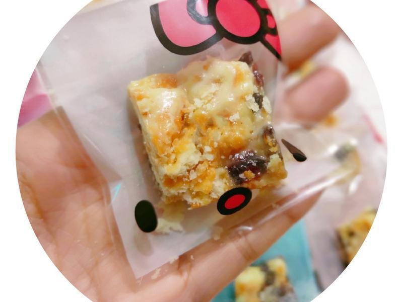 年節零嘴🏮【雪Q餅】免烤箱零失誤