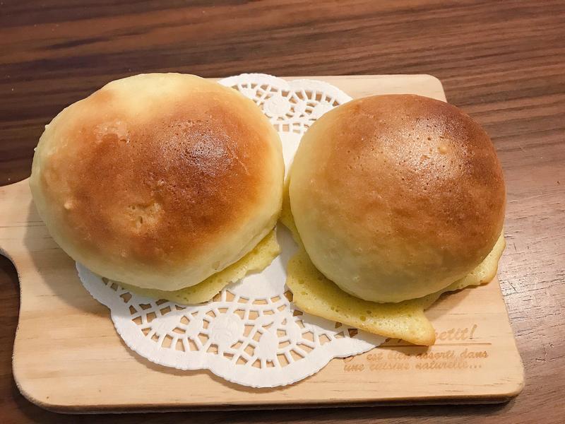 墨西哥芋泥豆沙麵包