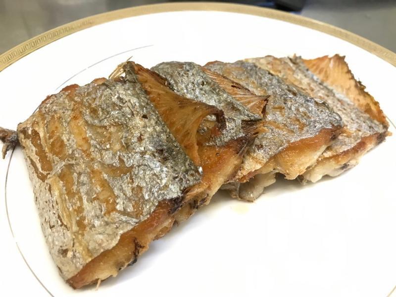 乾煎澎湖野生白帶魚