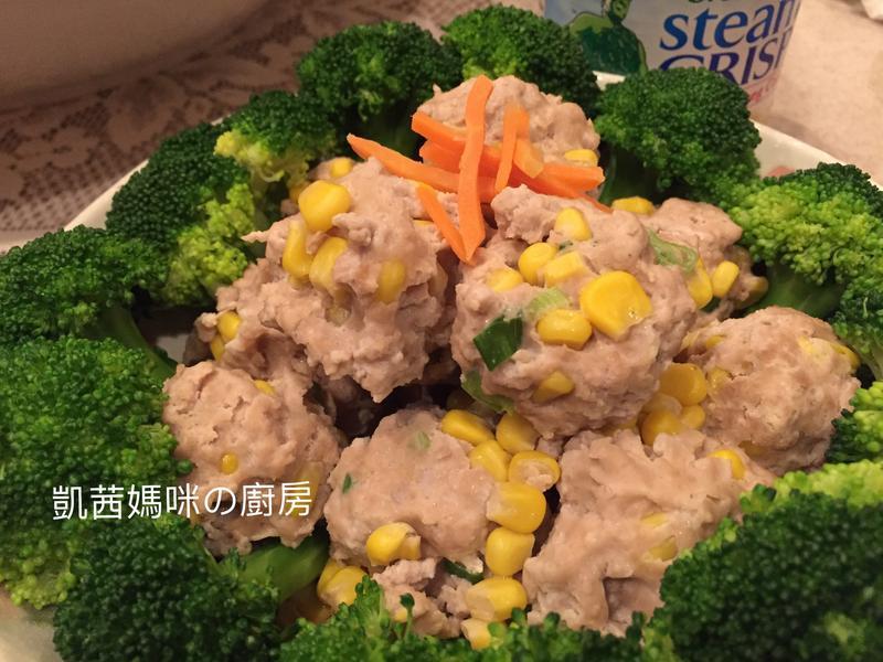 豆腐肉丸子🎶