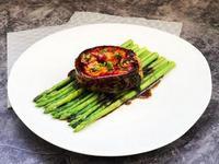 照燒鮭魚蘆筍