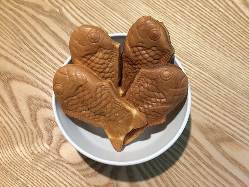 古早味蛋糕鯛魚燒(寶寶可食)