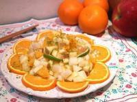 蘋香橙汁大頭菜