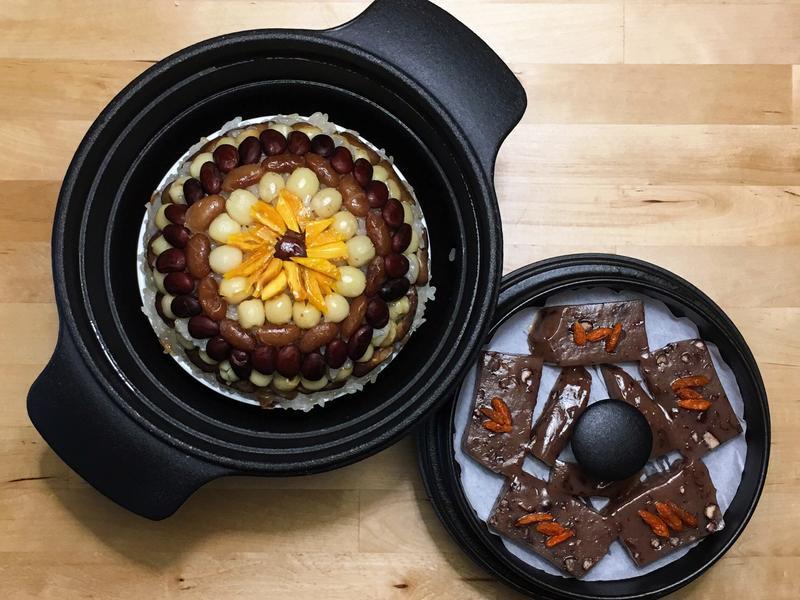 (年菜)圓滿甜蜜-金瑩甜八寶飯+紅豆年糕