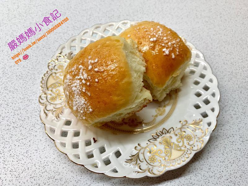 櫻桃果醬餐包🍒(冷藏➕後鹽法)