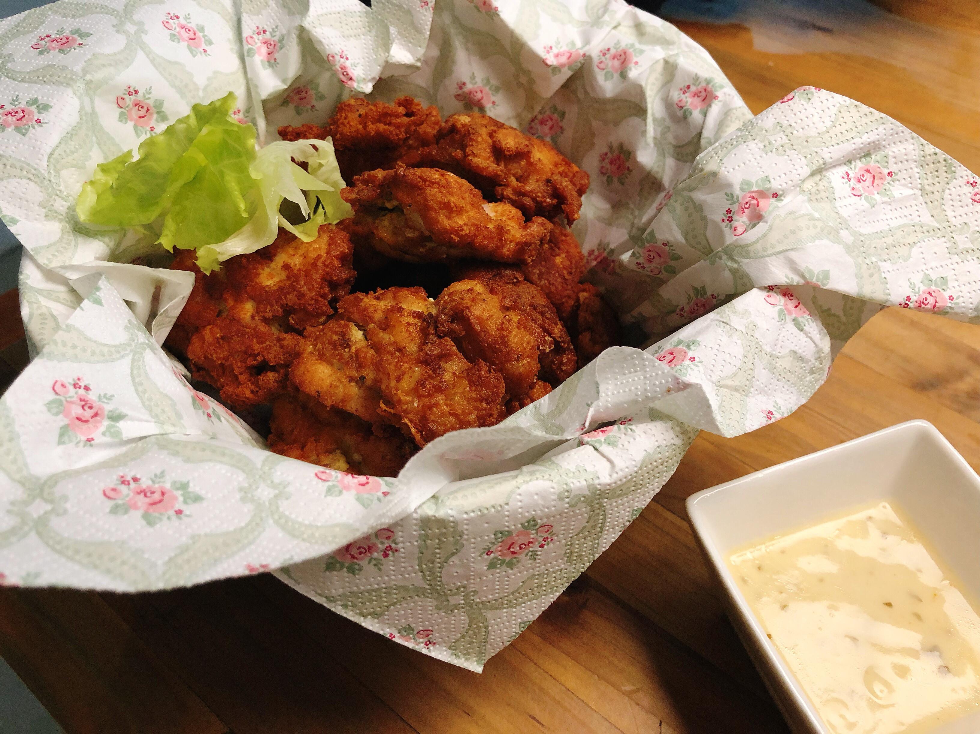 低醣廚房-炸雞