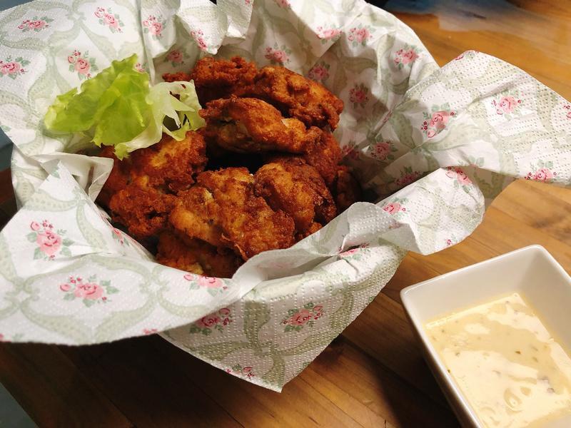 低醣餐桌-炸雞
