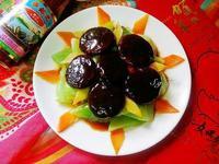 蠔油香菇芥菜