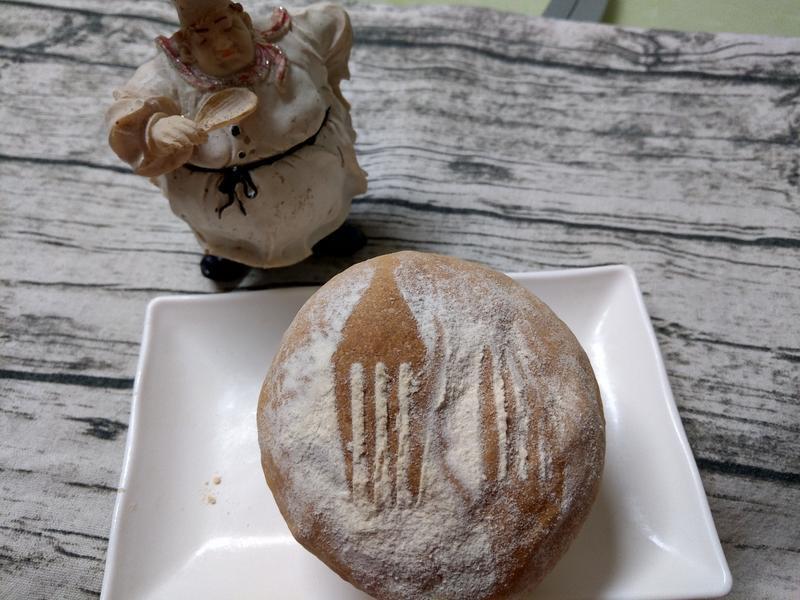球型法國麵包