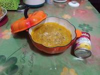 南瓜蛤蠣濃湯[金寶湯]