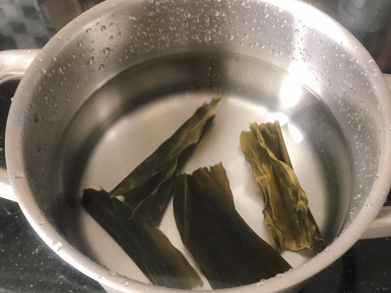 昆布高湯柴魚風味~超簡單