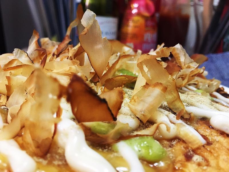 日式高麗菜大阪燒(part2)
