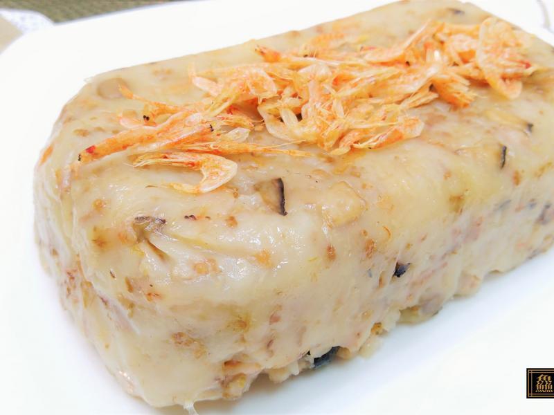 東港櫻花蝦蘿蔔糕-鱻活一號