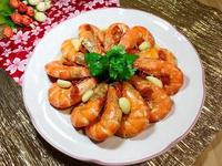 鳳梨啤酒蝦
