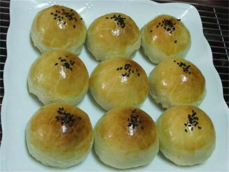 ღ小吟愛做菜ღ 蛋黃酥(30粒)