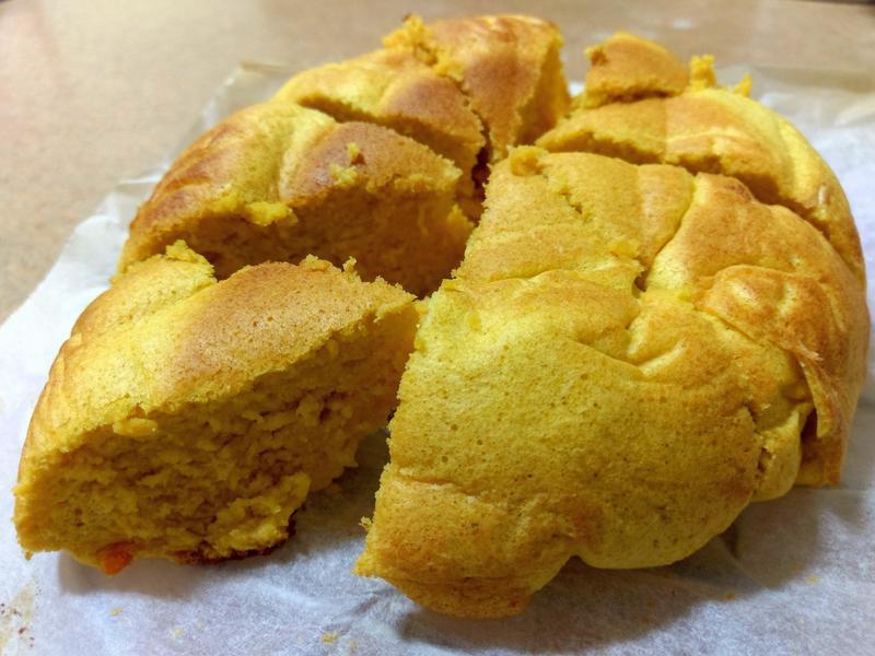 胡蘿蔔蜂蜜蛋糕🥕
