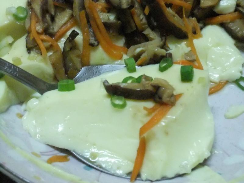 【大同電鍋料理】『香菇嫩滑蛋』