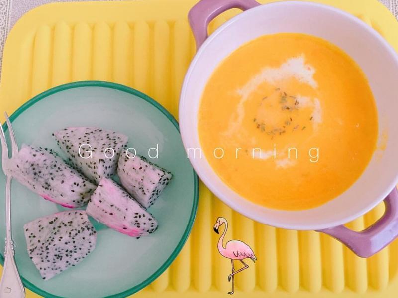 黃金南瓜濃湯