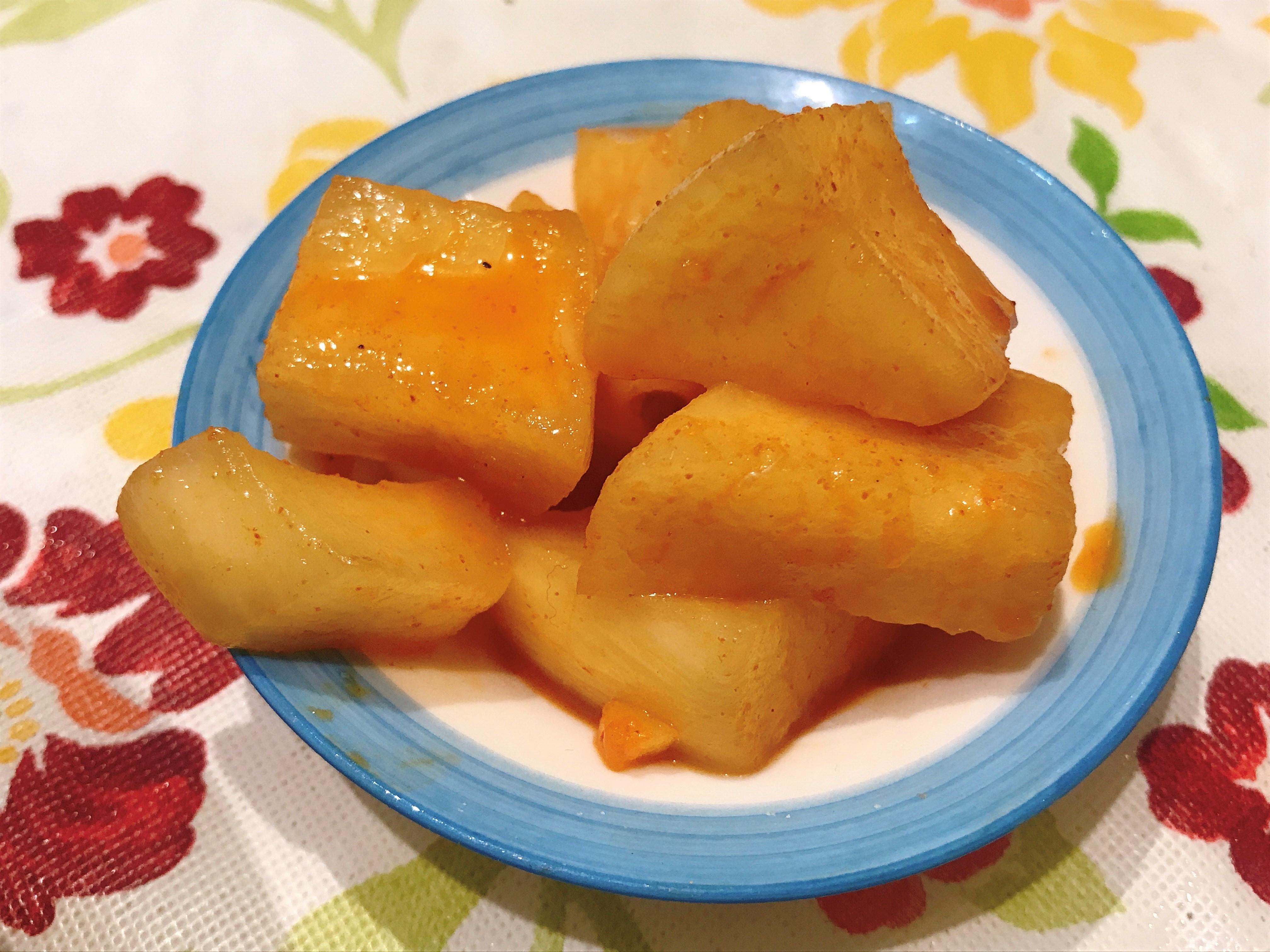 韓式辣蘿蔔