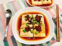 [電鍋料理]清蒸臭豆腐