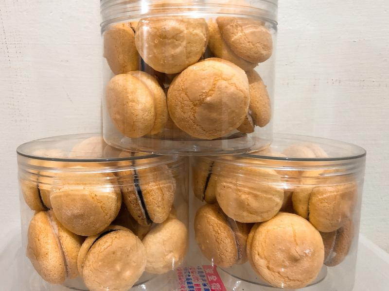 台式馬卡龍-牛粒