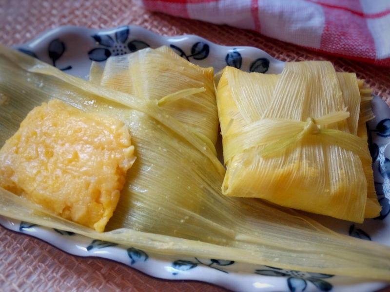 玉米粑粑-全素食