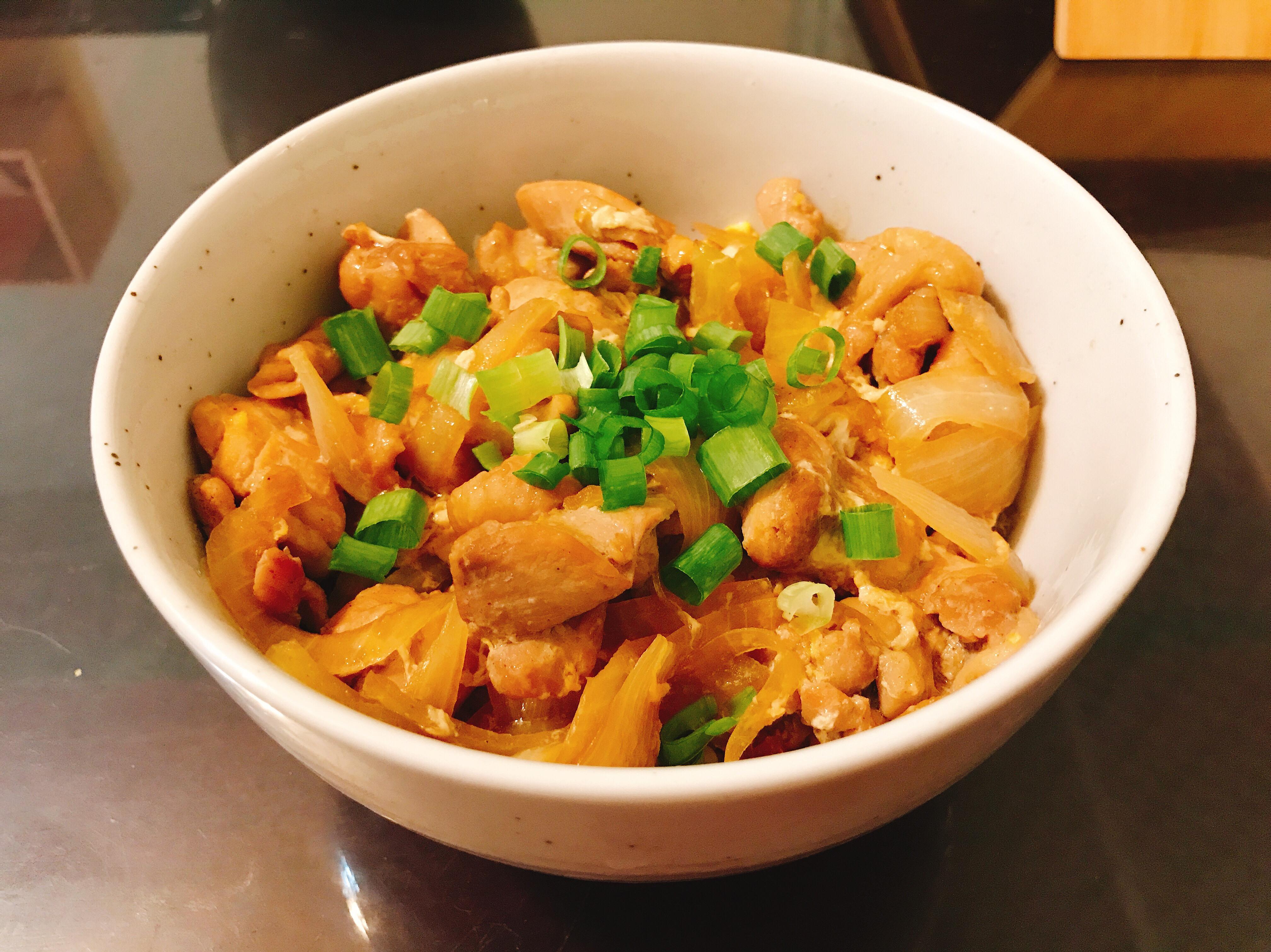 親子丼飯(10分鐘料理)