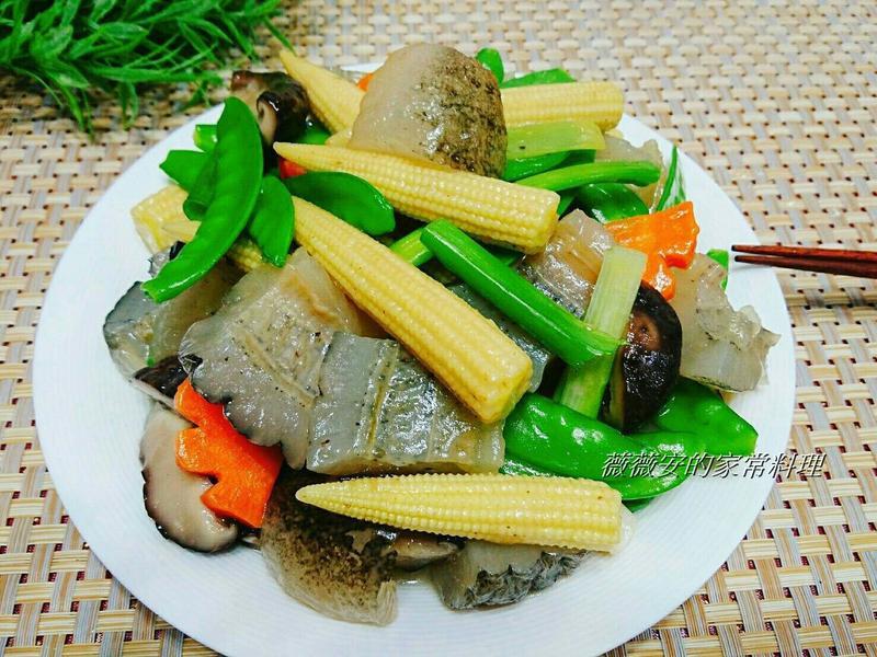 年菜&家常菜~燴海蔘
