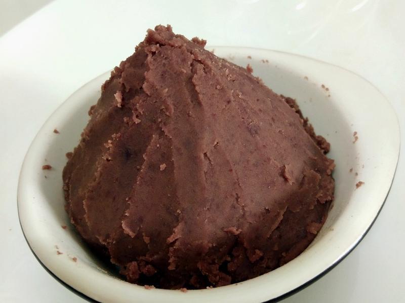 超級簡單快速又好吃的紅豆泥