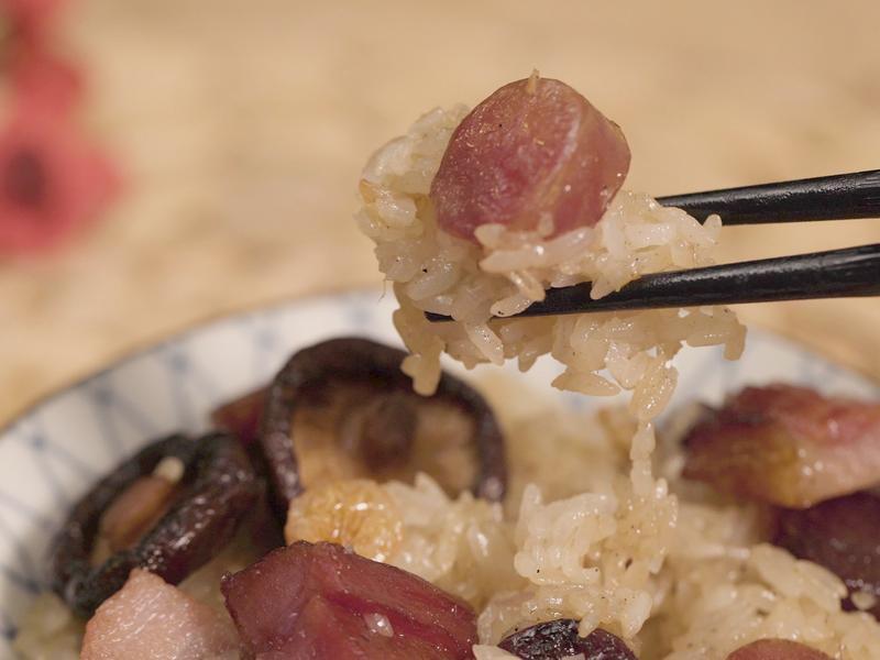 臘味糯米飯
