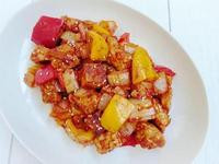 【蔬食年菜】糖醋天貝