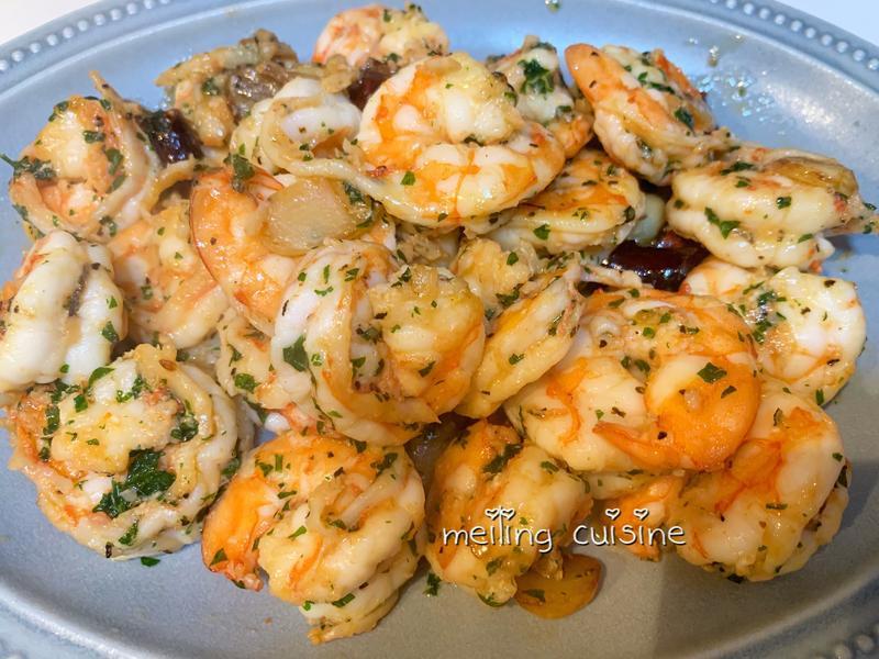 西班牙蒜蝦
