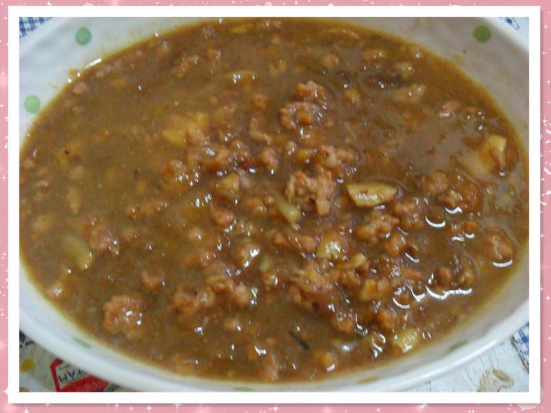 Y芬的小廚房--紅蔥肉燥