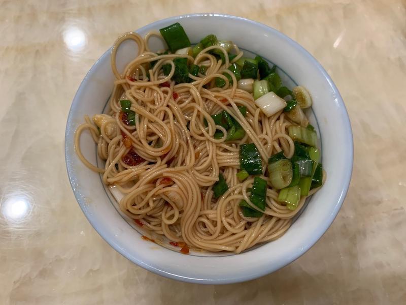 麻油麵線(乾)