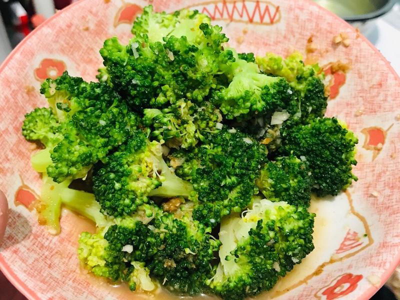 《輕食》沙茶蒜味青花菜🥦