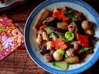 過年年菜系列-海蔘燴三鮮