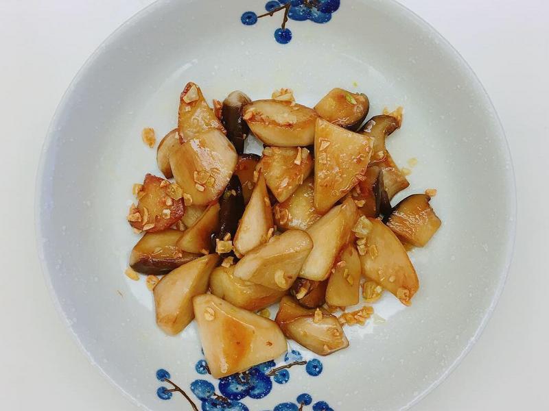 [色香味俱全] 奶油蒜香杏鮑菇😍