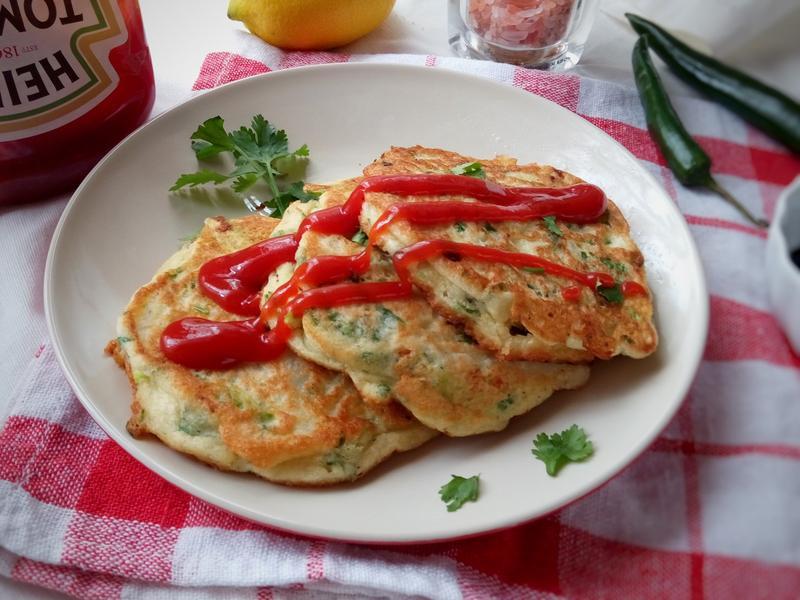 豆渣煎餅-奶蛋五辛素食早餐點心