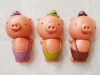 小豬饅頭【豬事大吉】