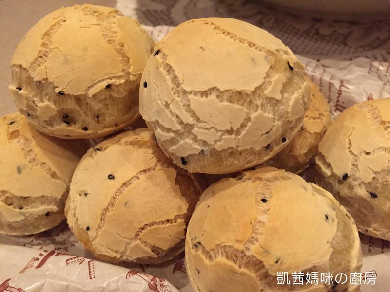 韓國芝麻麵包🎶