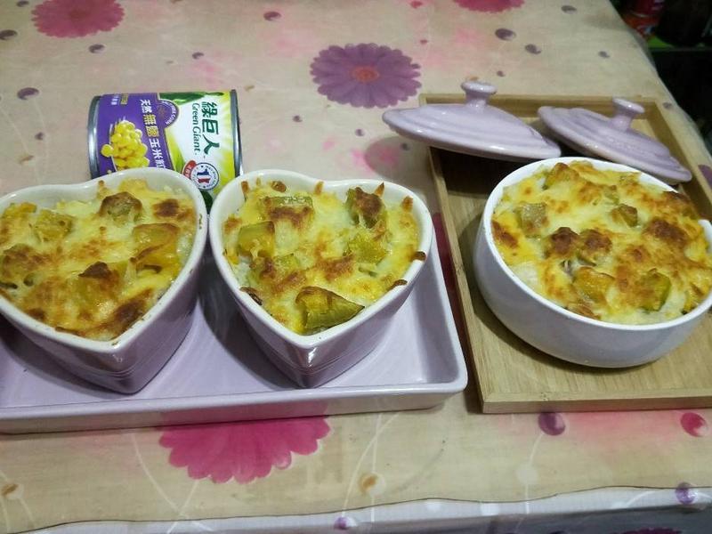 🥄焗烤玉米馬鈴薯🥄