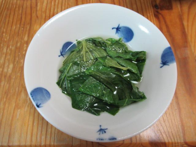 日式煮娃薩米葉