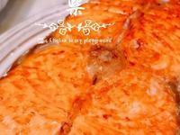 愛柴-氣炸鮭魚